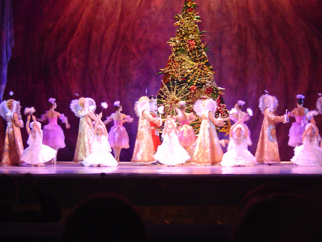 The Nutcracker Ballet in London on Christmas