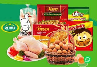 Agen sosis Fiesta, Champ, Okey, Akumo kota Depok Jabar