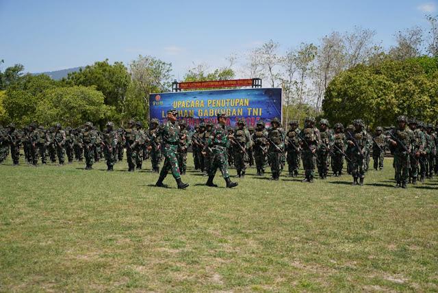 Latgab TNI Tingkatkan Interoperabilitas Lintas Matra