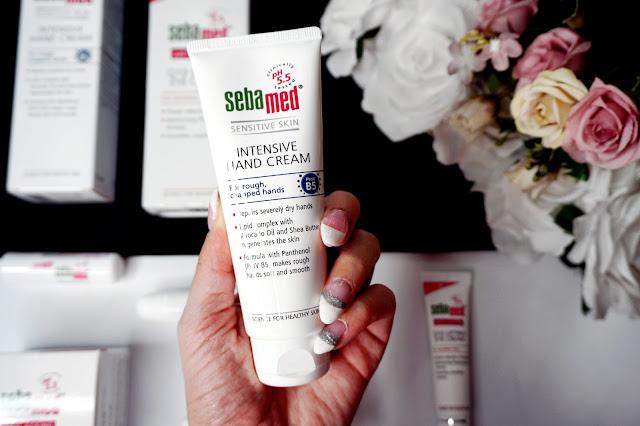 Sebamed Intensive hand cream