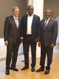 Niger State Government cements relationship with  Bill and Melinda Gates Foundation, Aliko Dangote foundation