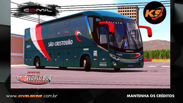 COMIL 1200 4X2 - VIAÇÃO SÃO CRISTÓVÃO