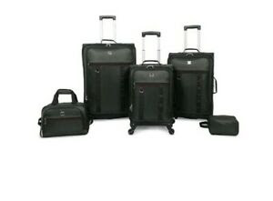 Protege 5 Piece 2-Wheel Luggage Value Set