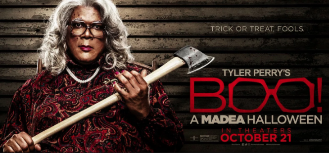 Tyler Perry wins US Weekend Box Office