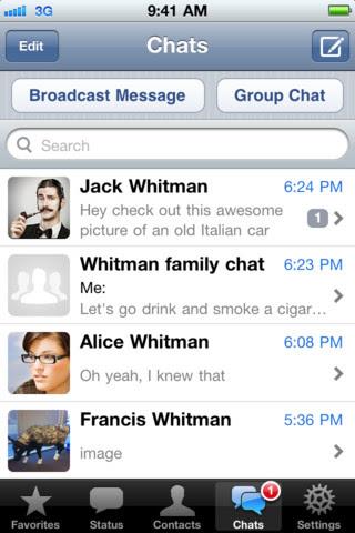 Free download whatsapp iphone 4