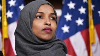 النائبة في الكونغرس الأمريكي  إلهان عمر تعلن زواجها بصورة