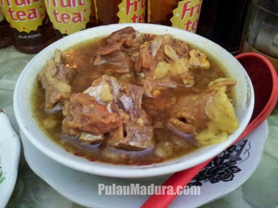Kuliner Khas Sampang Gule Kambing Mufakat