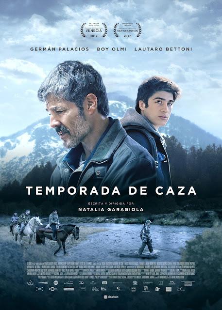 Ver Temporada de caza Online (2017) Gratis HD Pelicula Argentina Completa