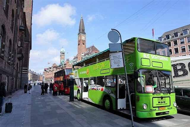 bus turistico copenhague