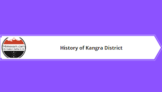 History of Kangra District