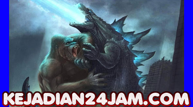Movie Godzilla Vs Kong Bakal Munculkan Mechagodzila?
