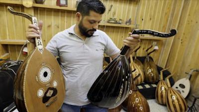 طريقة إختيار آلة العود التي تناسبك؟ مع تعريف العود العربيالعود التركي العود العراقي العود الإيراني