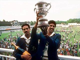 India vs West Indies 1983 world cup final match scoreboard