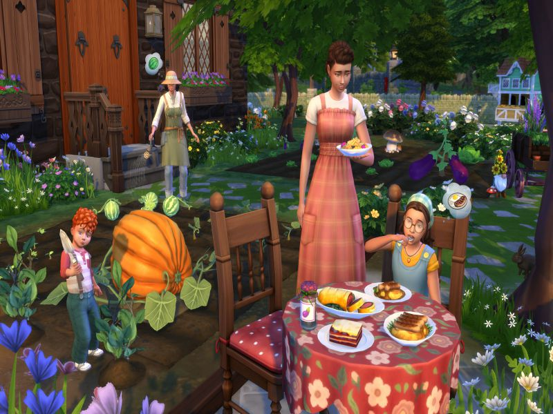Download The Sims 4 Cottage Living Free Full Game For PC