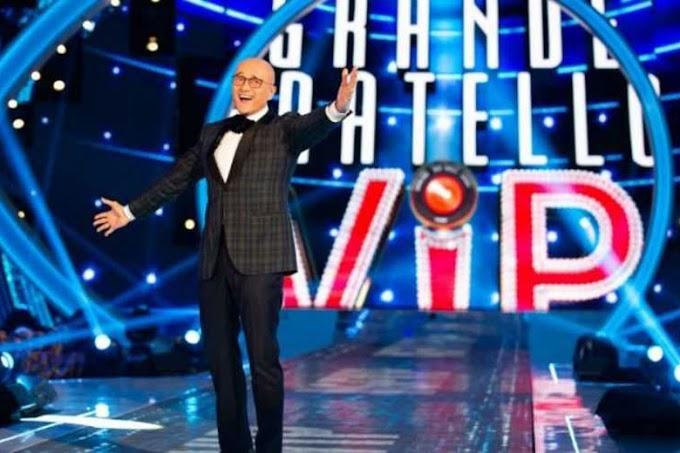 """Canale 5: nuovo appuntamento con """"Grande Fratello Vip"""""""