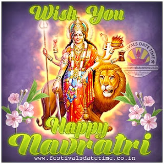 Happy Navratri Wallpaper Free Download 10