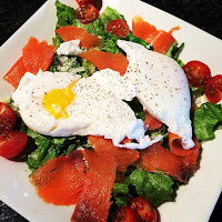 ou posat -Poach-an-Egg