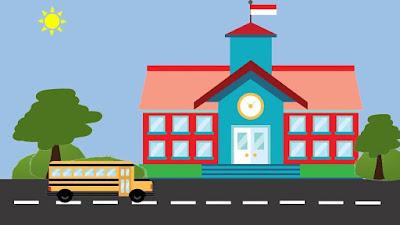 Download PPT Things At School | Bahasa Inggris Kelas VII (Revisi)