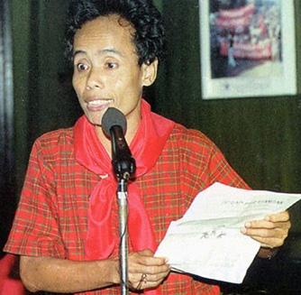 Nyanyian Akar Rumput-Kumpulan Lengkap Puisi Wiji Thukul