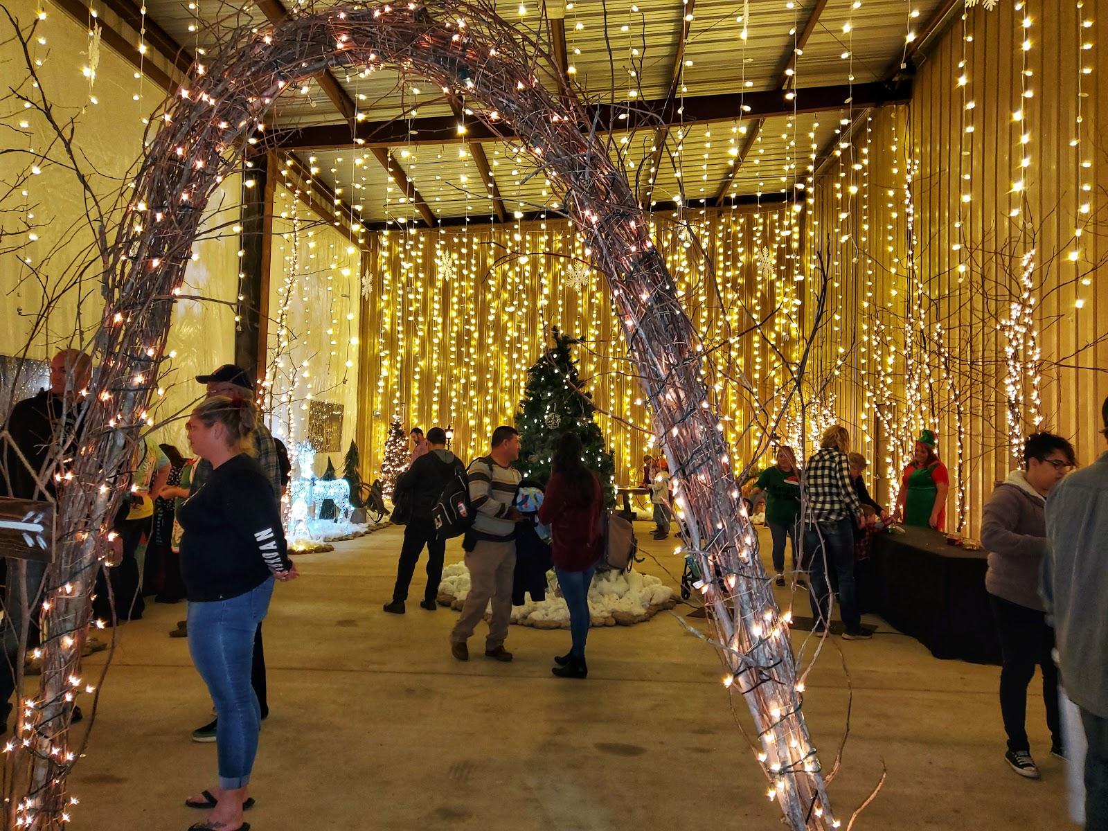 Starting the Christmas Season at The Rock Ranch