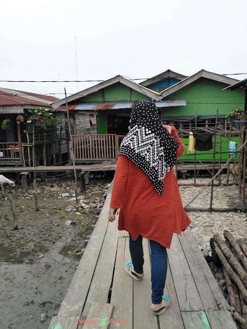 kampung nelayan belawan sumut