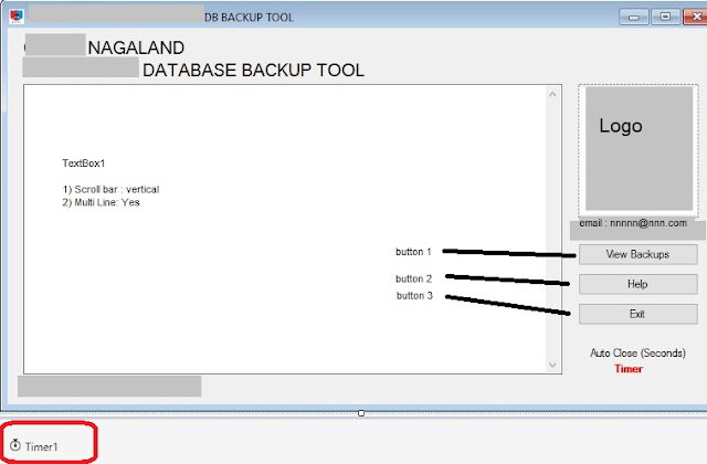 VB.NET Example Code: How to backup MySQL Database using mysqldump command in VB?