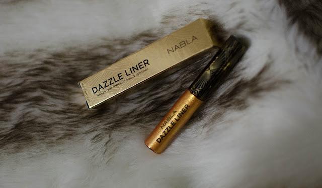 Dazzle liner de Nabla, Osez la couleur !
