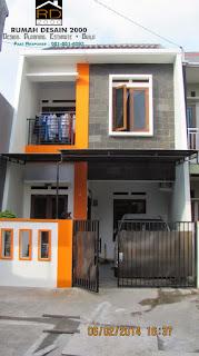 Rumah ukuran 5 x 10 meter