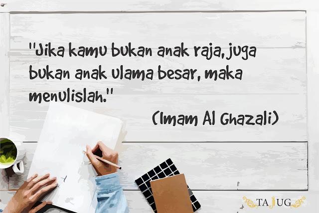 quote menulis