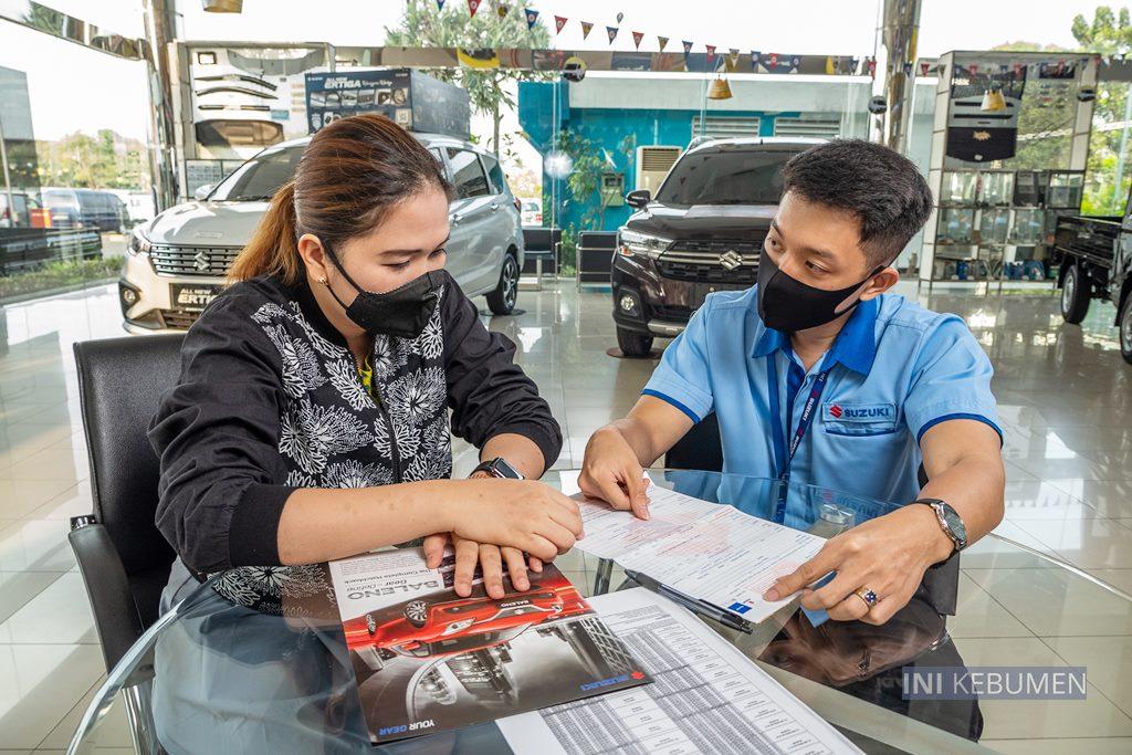 Ditengah Pandemi, Pangsa Pasar Suzuki Finance Naik 5 Persen