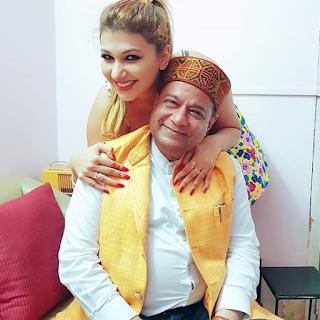 Jasleen Matharu in Relation with Anup Jalota – Commits in Bigg Boss Bigg Night with Salman Khan