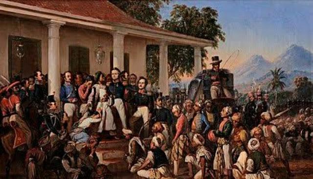 Alasan Perang Diponegoro