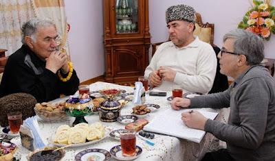 """""""Atam """"Sanka Zver""""in toyunda sərpayılıq edib"""""""