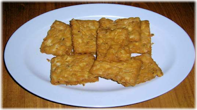 Fried Tempeh