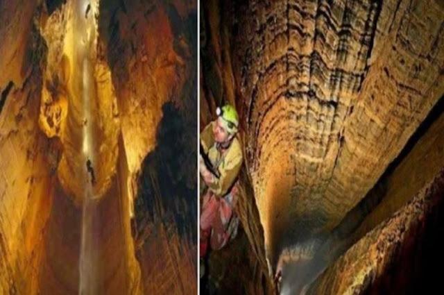 यहां मौजूद है दुनिया की दूसरी सबसे गहरी गुफा, एक झलक देखने से कांप उठता है इंसान