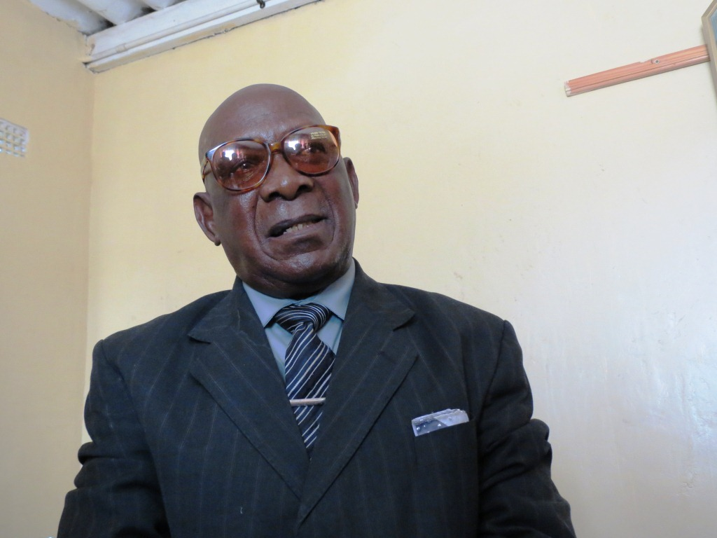 President Mourns Apostle Abel Kademaunga Sande