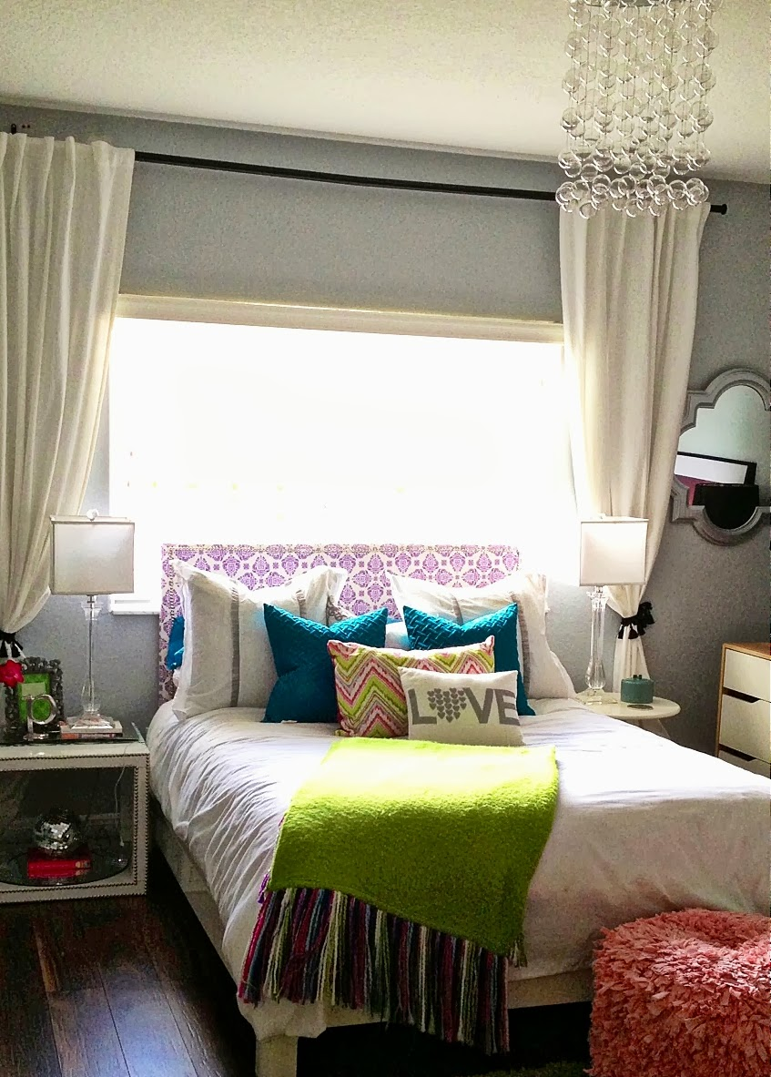 The Cuban In My Coffee: Teen Room Makeover, The Results ... on Rooms For Teens  id=75822