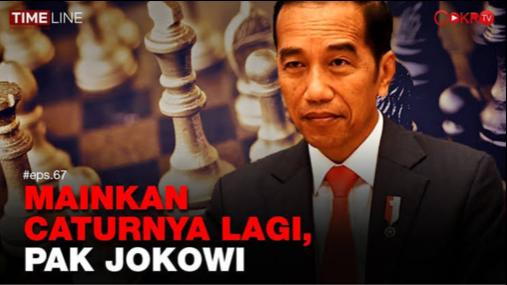 Mereka Bilang Jokowi Lemah, Mereka Salah Besar