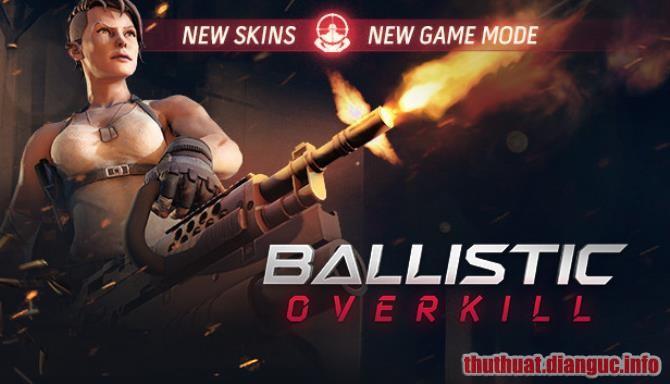 Download Game Ballistic Full Crack