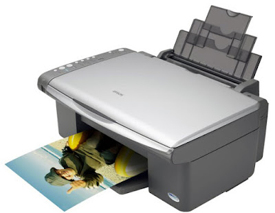 Epson Stylus cx4100 Model Printer Scanner Driver Download Free