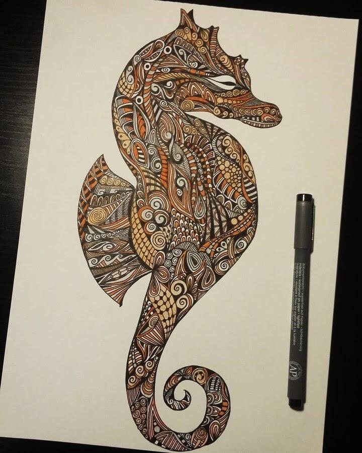 01-Seahorse-thisisdoodling-Doodling-www-designstack-co