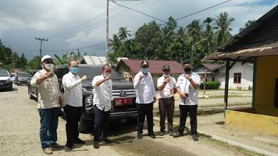 Tim Bappeda Sumut Perioritaskan Pembangunan 2022 Tiga Titik Di Kabupaten Nias Barat