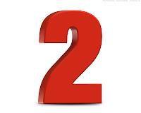 Image result for nombor 2
