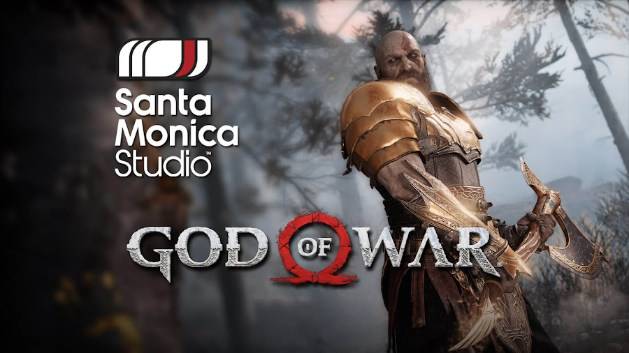 god of war 2018 ps4 game director cory barlog sequel plot santa monica studio sony interactive entertainment kratos