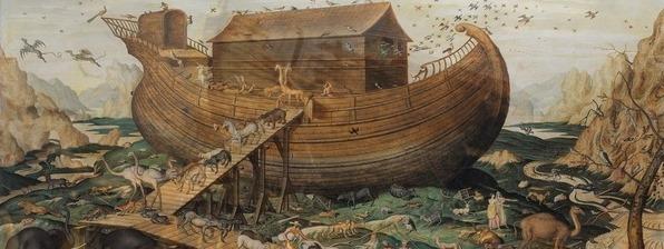سفينة نوح الحقيقية