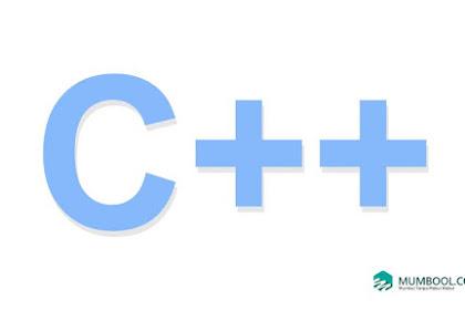 Program Penjumlahan Sederhana Dengan C++