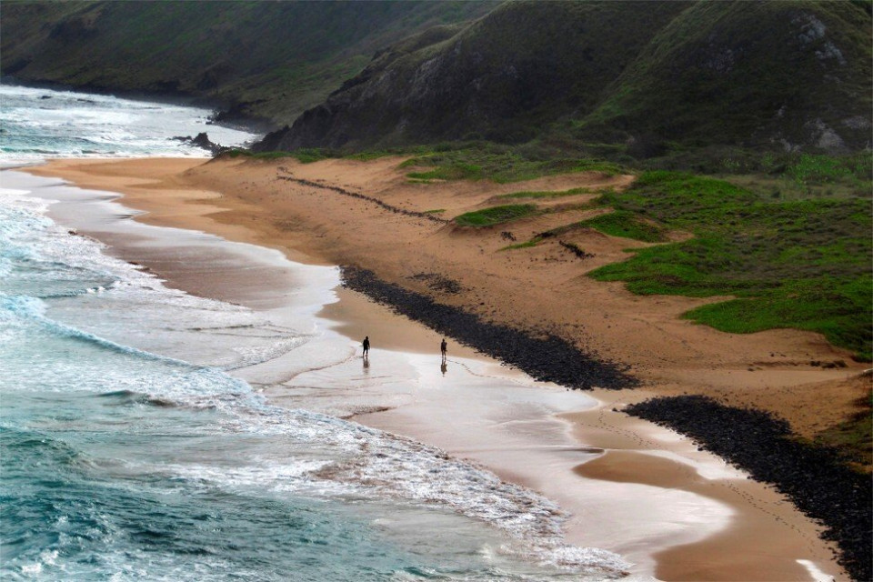 UNIK! Pulau di Brazil Ini Hanya Dibuka Bagi Wisatawan Positif COVID-19