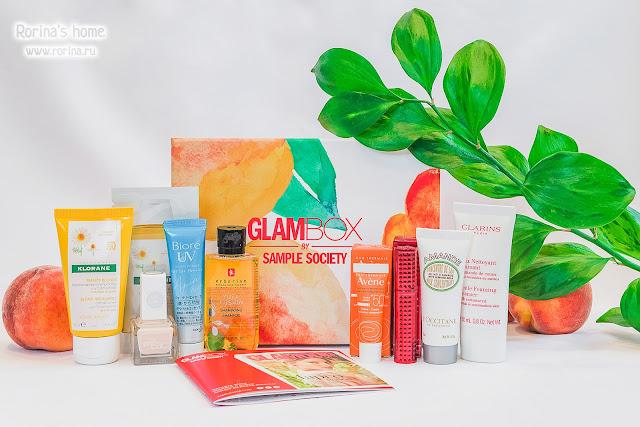GlamBox июль: отзывы