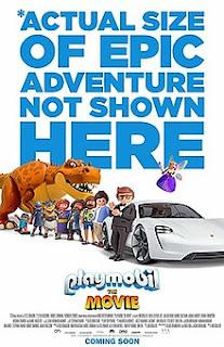 Playmobil: The Movie 2019 Full Movie DVDrip Download Kickass