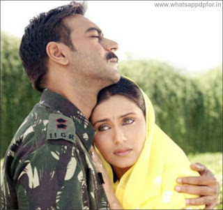 Whatsapp DP of Indian Army Couple